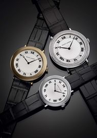 Discreet elegance: the trimmest Ralph Lauren Slim Classique watch yet