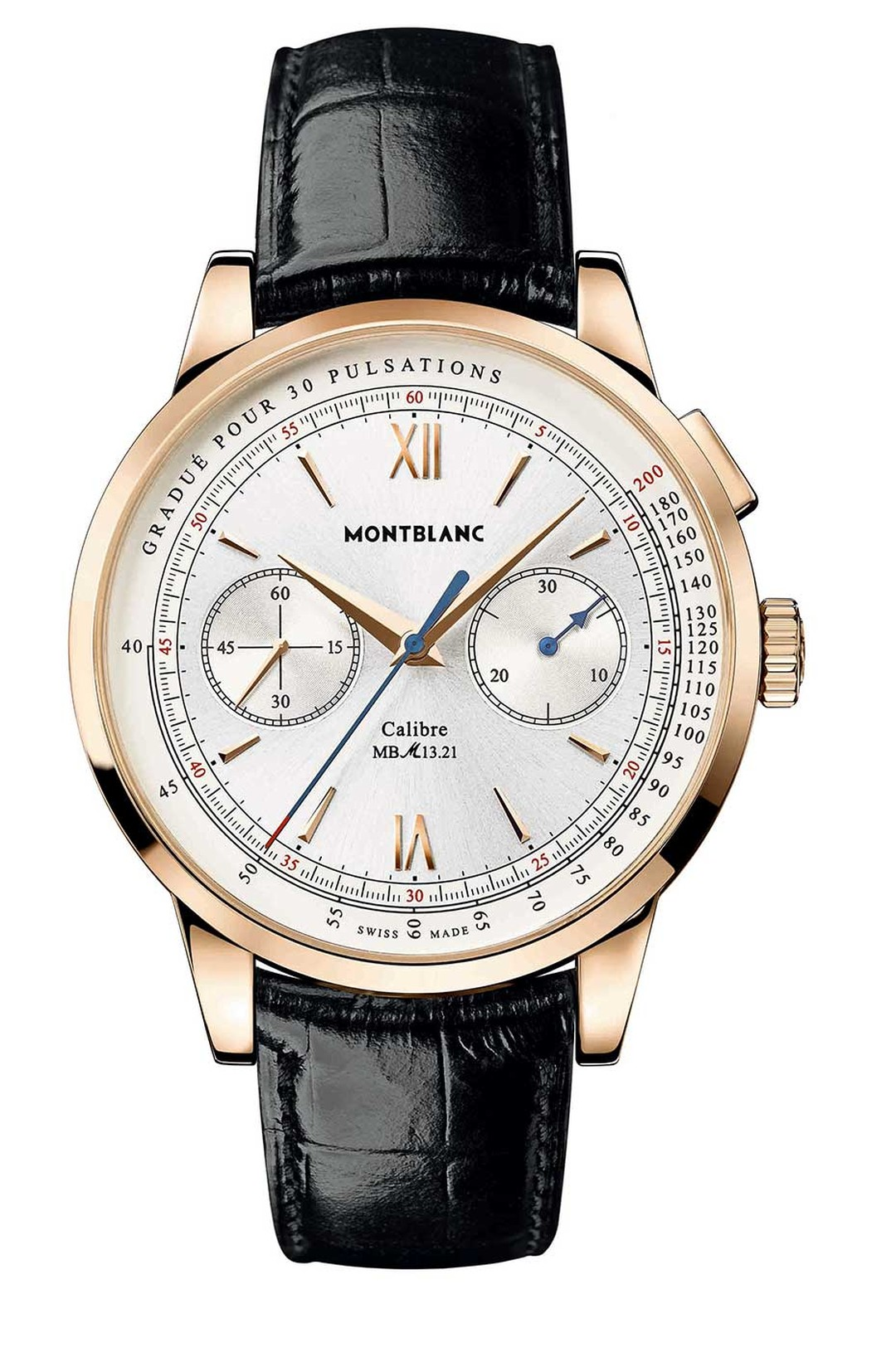 Montblanc is drawing the crowds with its complicated yet accessibly priced Meisterstück collection.