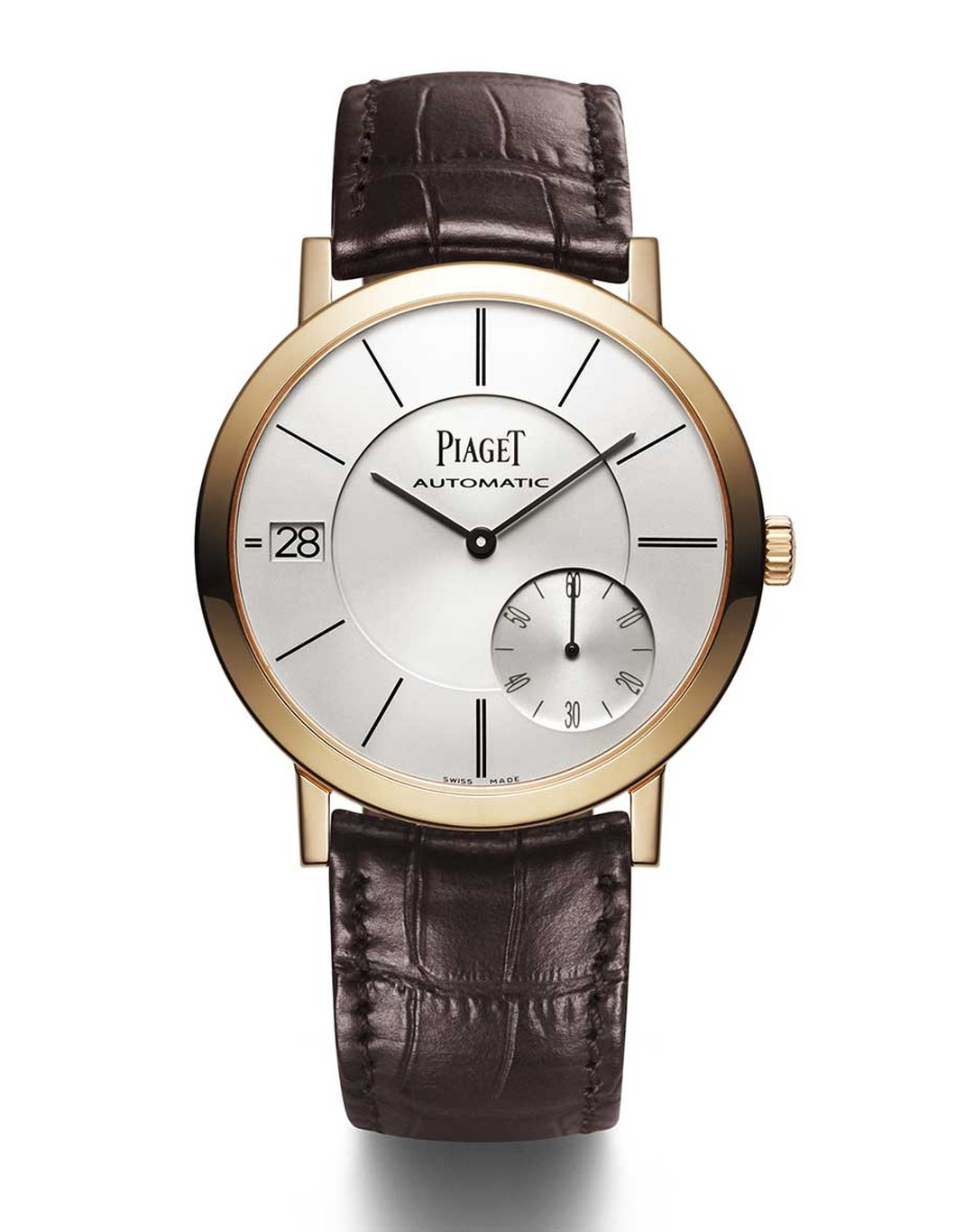 Discover Piaget's record-breaking Altiplano Ultra-Thin watch at the inaugural SIAR watch show in Madrid.