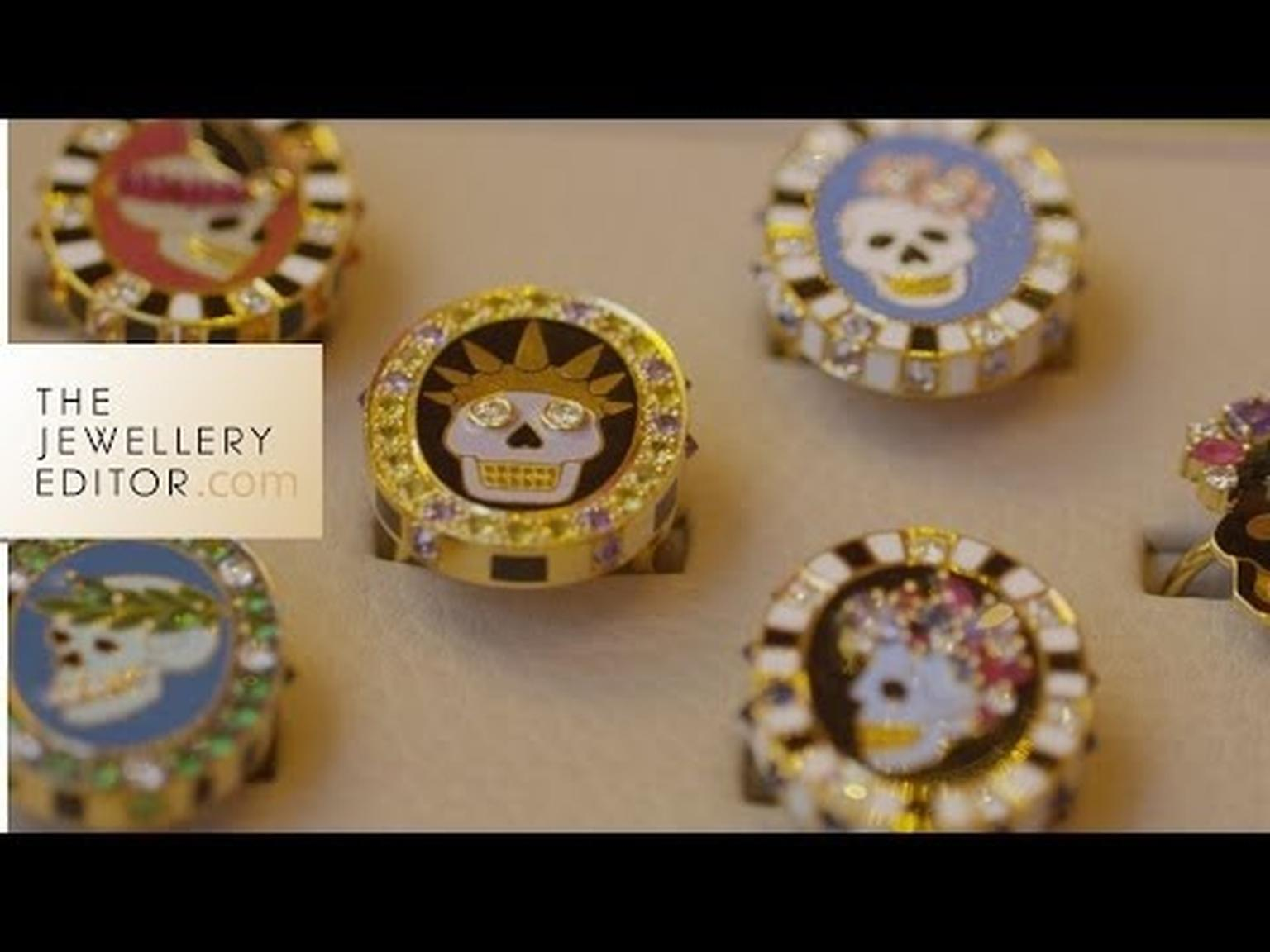 Whats hot from the Las Vegas Couture jewellery show