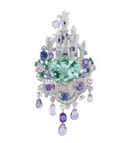 Van Cleef and Arpels launches fairy tale high jewellery collection at the Chateau Chamord