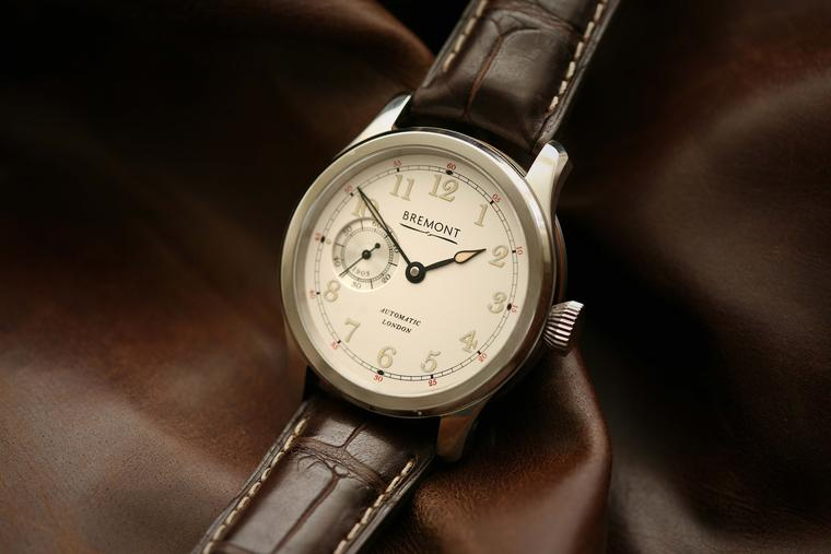 The Wright Flyer: Bremont watches makes history with its first movement incorporating British made components
