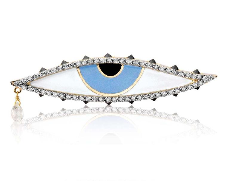 Evil eye jewellery that is far too beautiful to overlook