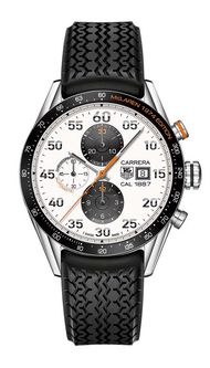 Racing watches: F1 inspired styling and Swiss precision get revved up in some of the raciest watches on the market
