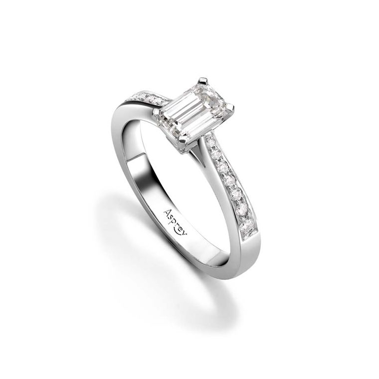 Wedding Rings Payment Plans 90 Stunning Emerald cut engagement rings