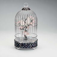 Biennale des Antiquaires: The Bird Cage clock by Chanel is an ode to captive beauty
