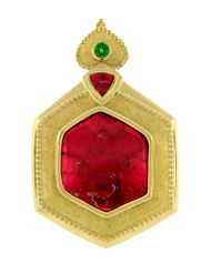 Tourmaline jewellery: the gemstone that touched a rainbow