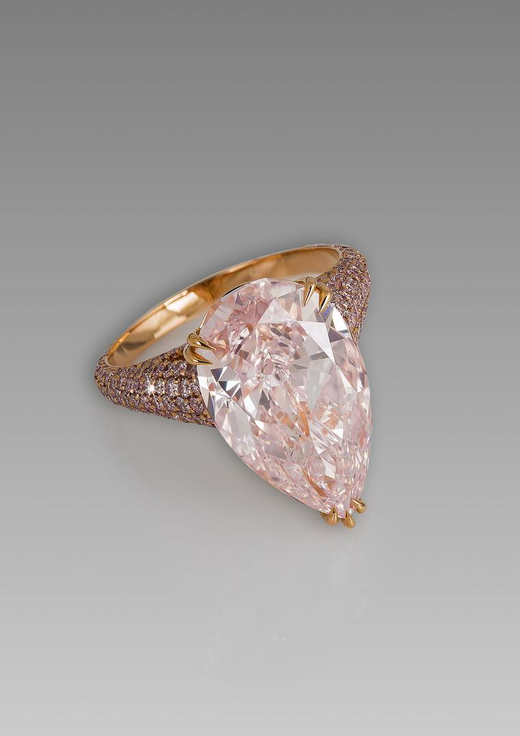 Pink Diamonds An Exquisite Combination Of Rarity And