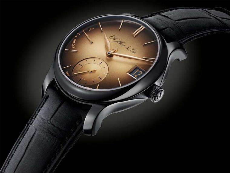 The discreet appeal of solid gold dials and movements from H. Moser and F.P. Journe watches