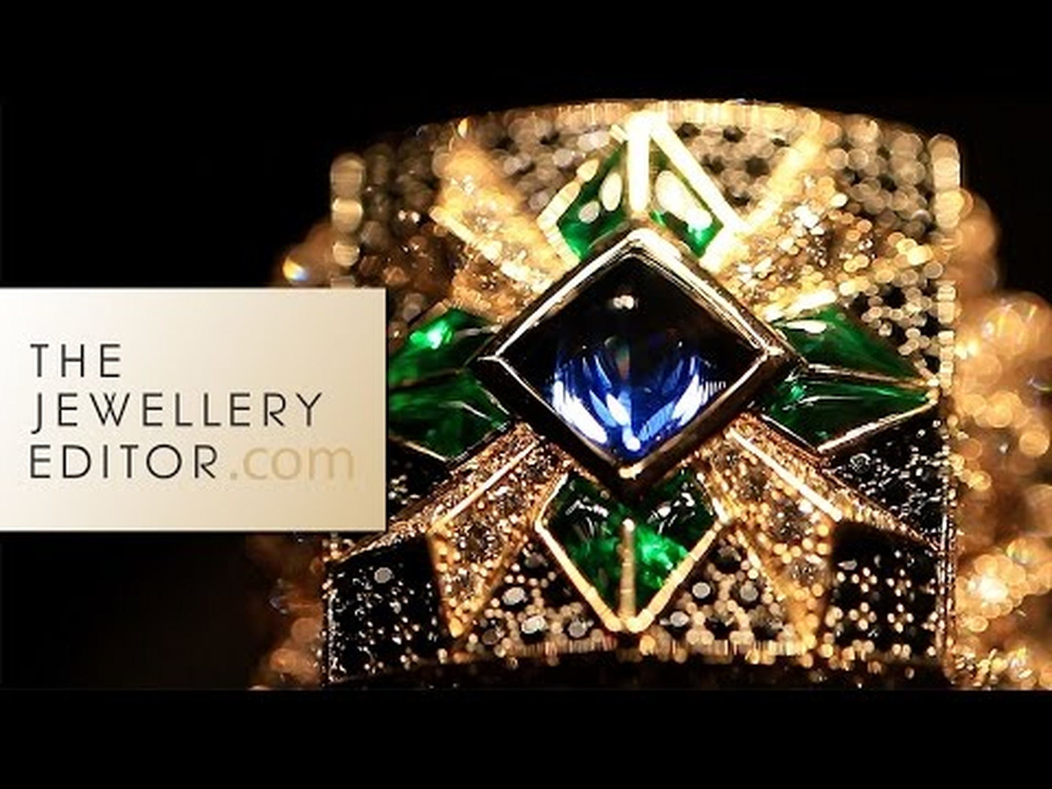 Jewellery mastermind Giampiero Bodino in must watch video