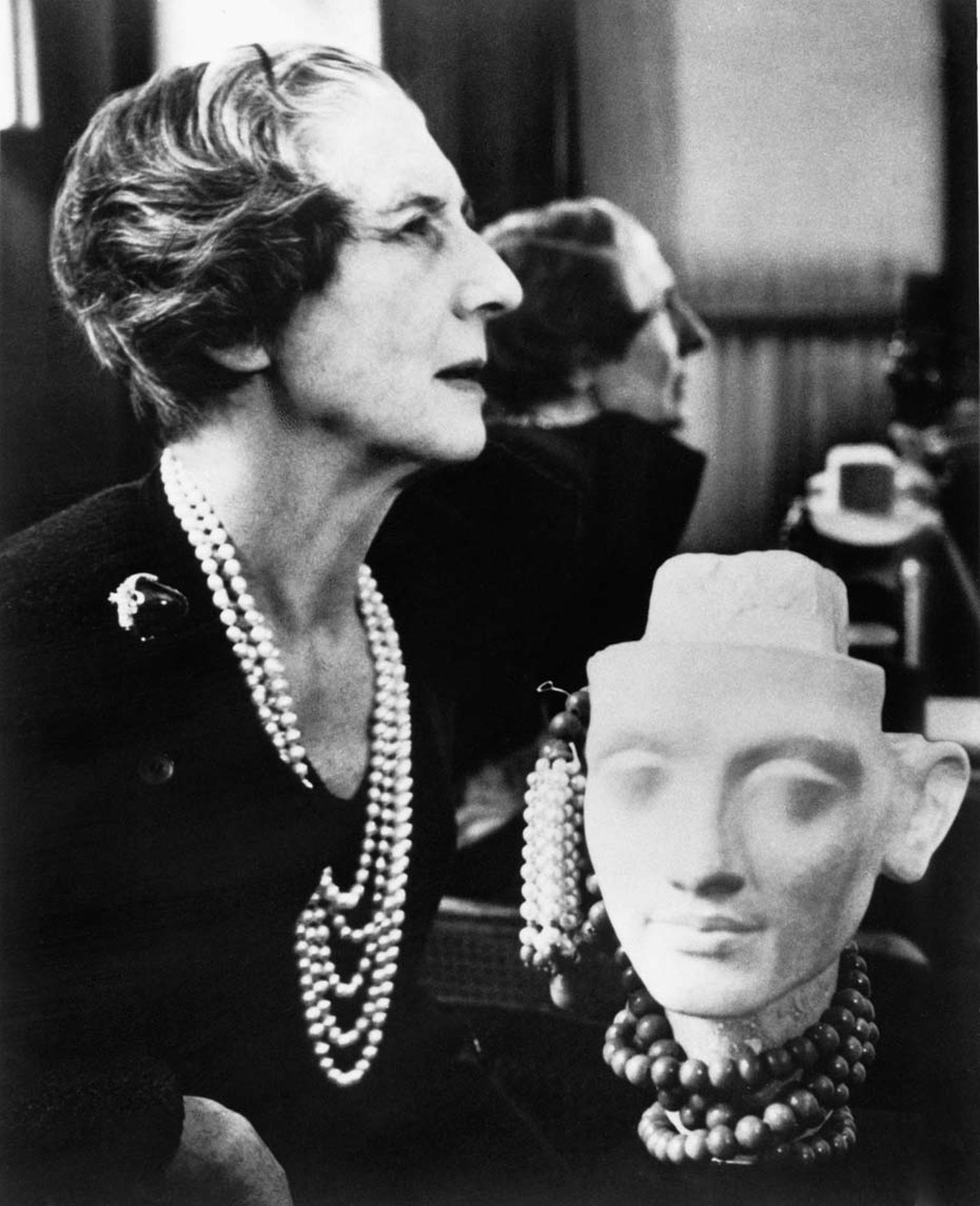 Jeanne Toussaint, Cartier's Artistic Director of Jewellery, is remembered as a visionary with great taste and character. She was both the muse and the driving force of Cartier style in the 20th century.