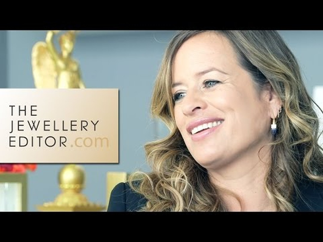 Jade Jagger presents her Never Ending jewellery collection launched exclusively with 1st dibs