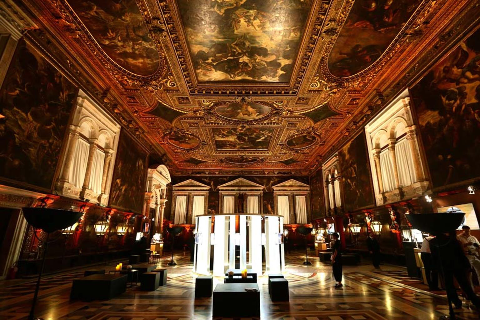Jaeger-LeCoultre has committed to a three-year restoration programme of the 1478 Scuola Grade di San Rocco in Venice, whose walls and ceilings are decorated with paintings by Tintoretto.