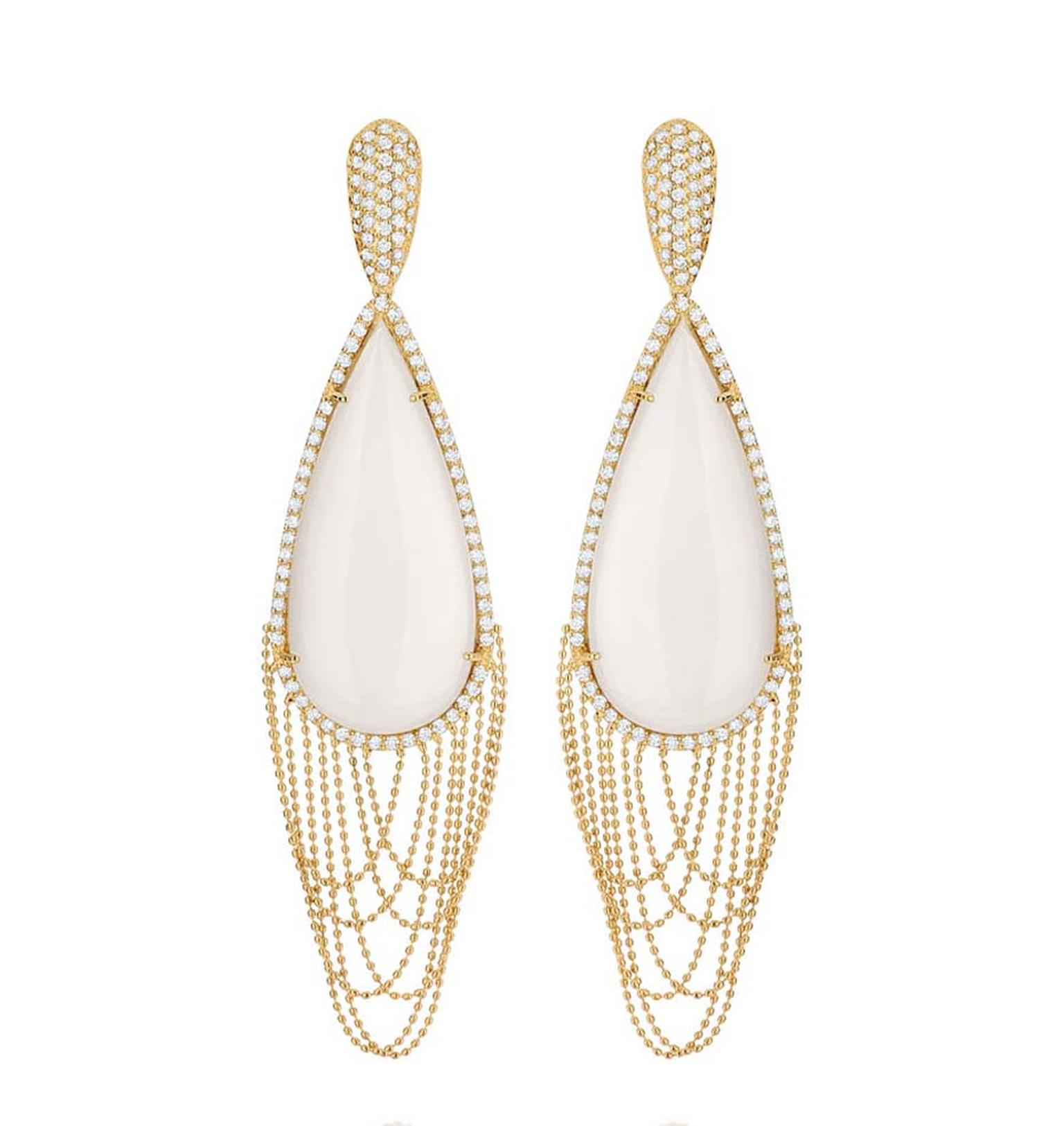 Carla Amorim Breeze earrings from the Pantone collection.
