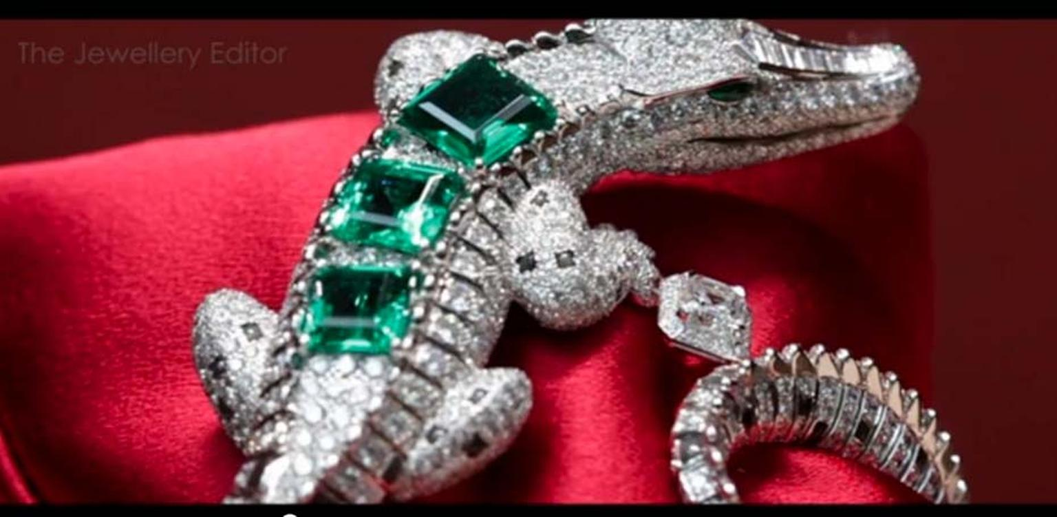 Cartier Alligator