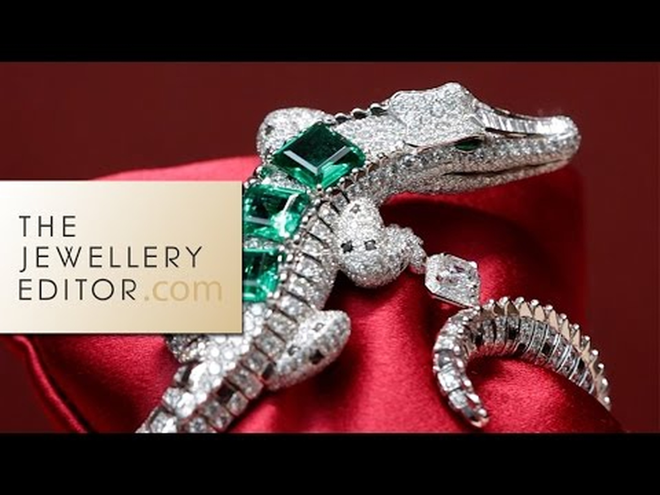 Biennale des Antiquaires the worlds most amazing diamond jewellery