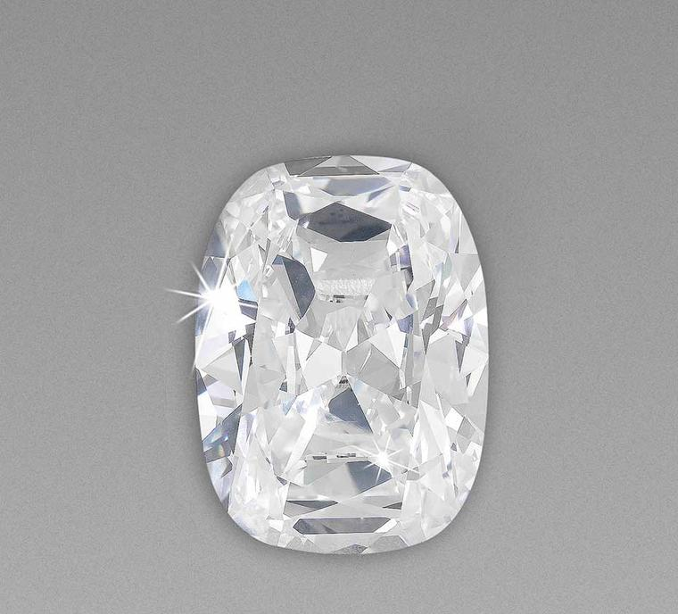 Biennale des Antiquaires 2014: David Morris unveils a flawless D colour 60 carat diamond