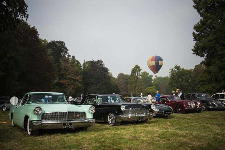 Cars were the main focus at Chantilly Arts & Elegance, with 100 years of motoring history spread graciously across the acres of manicured lawns and rolling dells and woodlands of the estate.