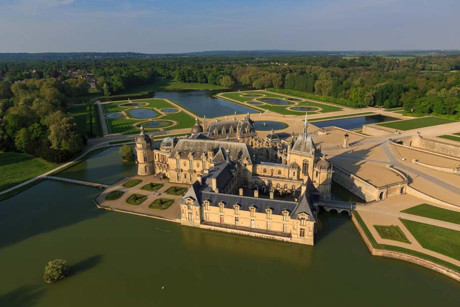 The two-day event Chantilly Art & Elegance celebrated French 'art de vivre' in the glorious grounds of Chantilly. Image by: Jerome Huyvet.