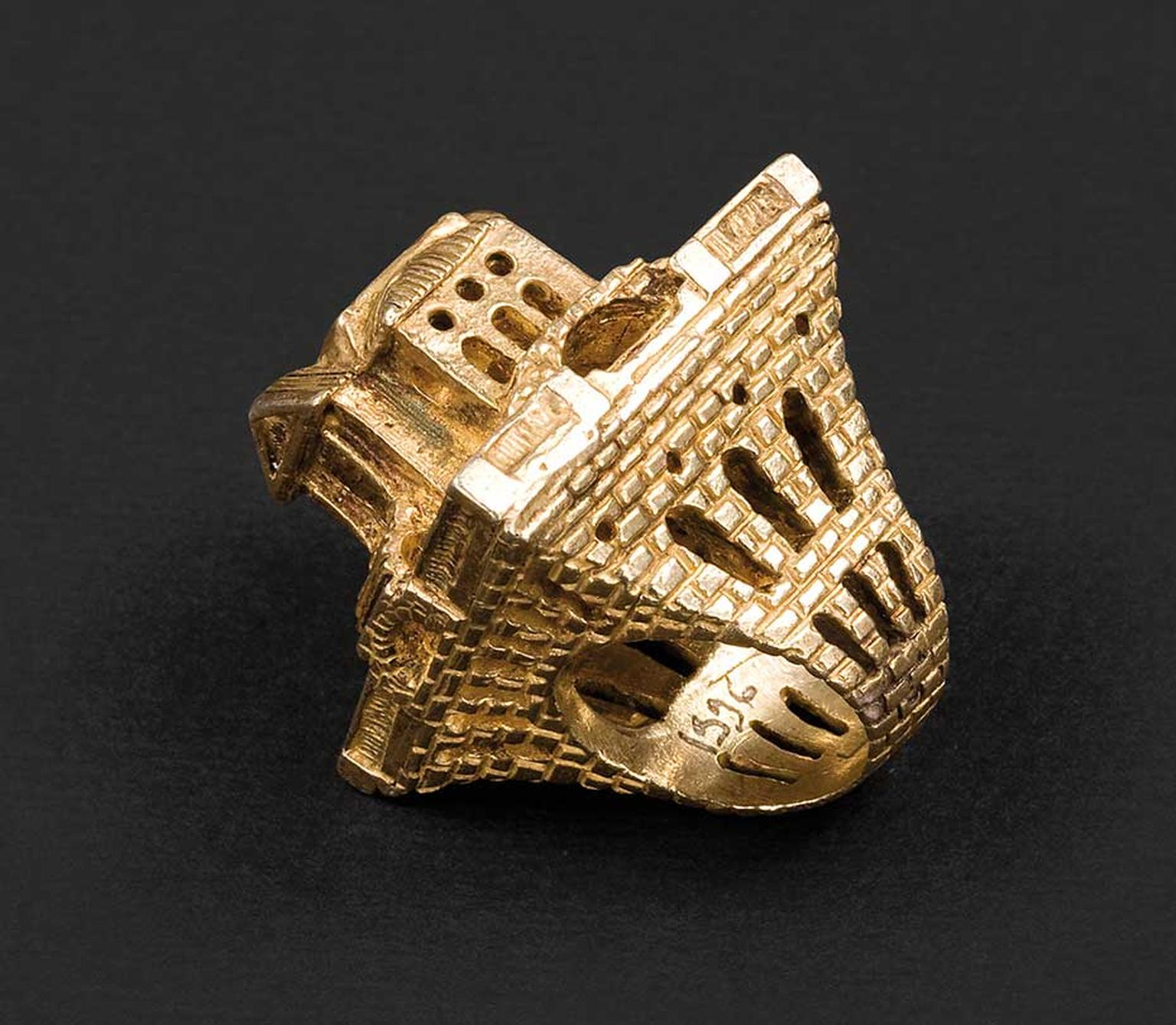 Jean Boggio Temple from Antiquity ring