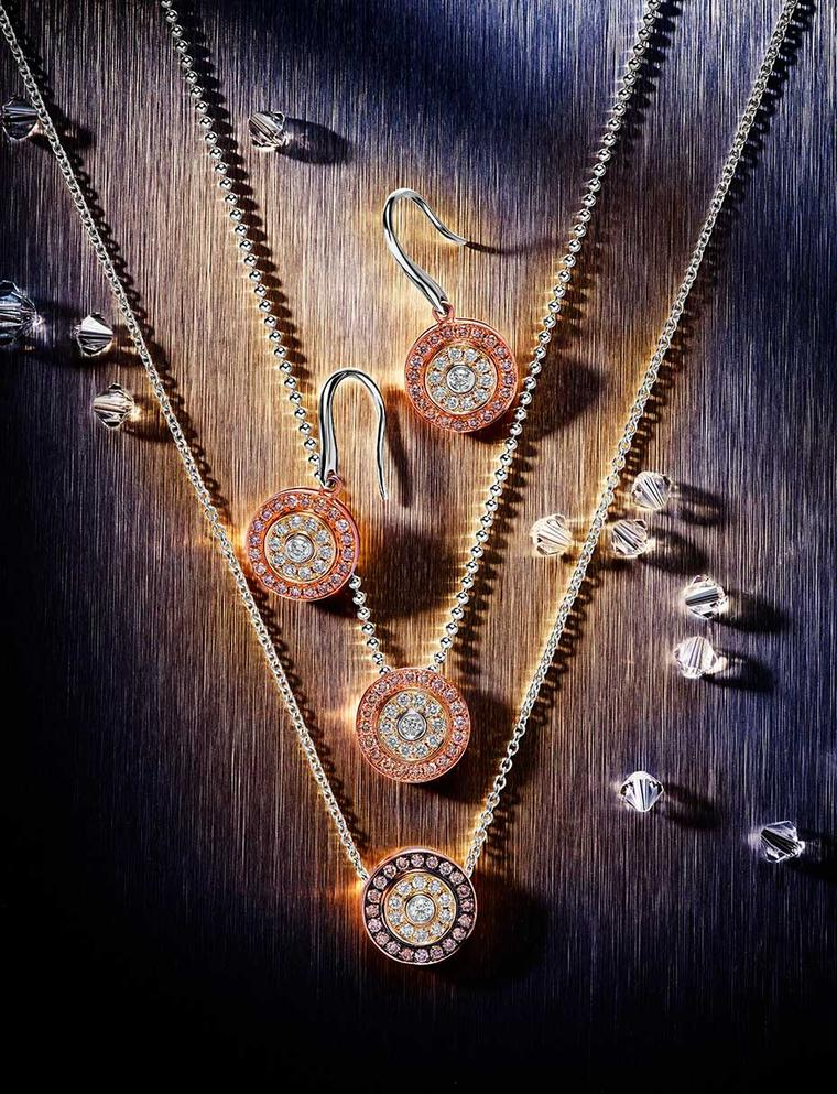 Chow Tai Fook's latest collection of diamond jewellery, Chow Tai Fook Sunshine, will be launched in October and is inspired by the natural beauty and rich heritage of Australia.