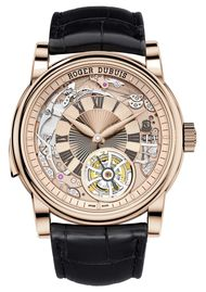 Watches and Wonders Hong Kong: Roger Dubuis pays homage to the minute repeater