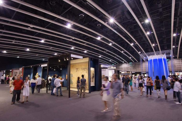 Fine Art Asia takes place at the Hong Kong Convention and Exhibition Centre from 4-7 October 2014.