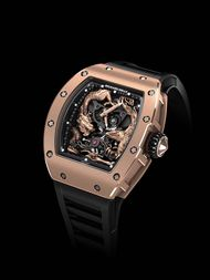 Richard Mille and his eclectic group of friends welcome a famous Italian chef into the family
