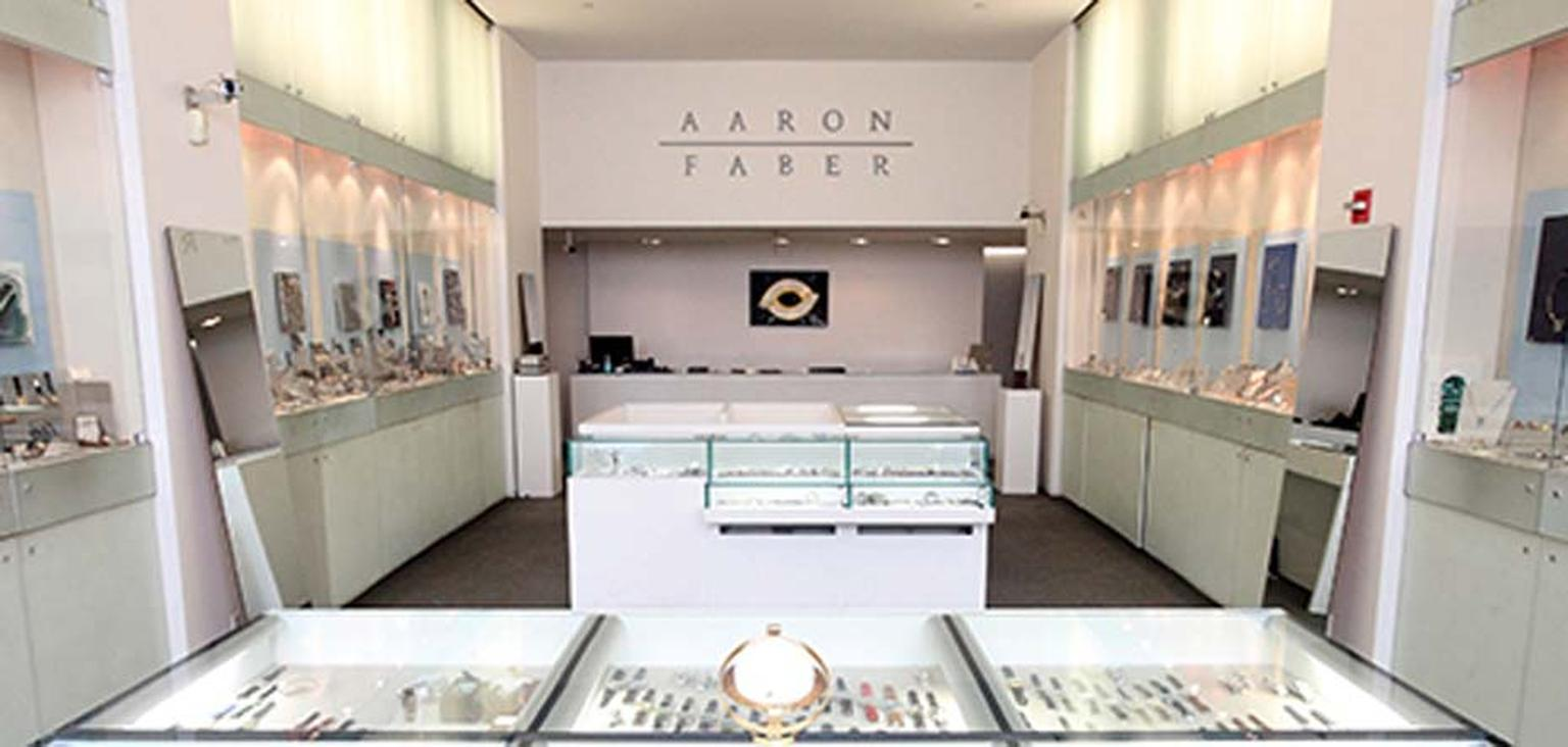 Throughout October, the Aaron Faber Gallery in New York is celebrating its 40th anniversary with an exhibition of work from leading contemporary jewelry artists.