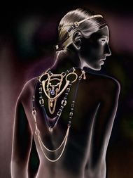 Hermès jewellery: new Brides de Gala jewels are inspired by its equestrian roots