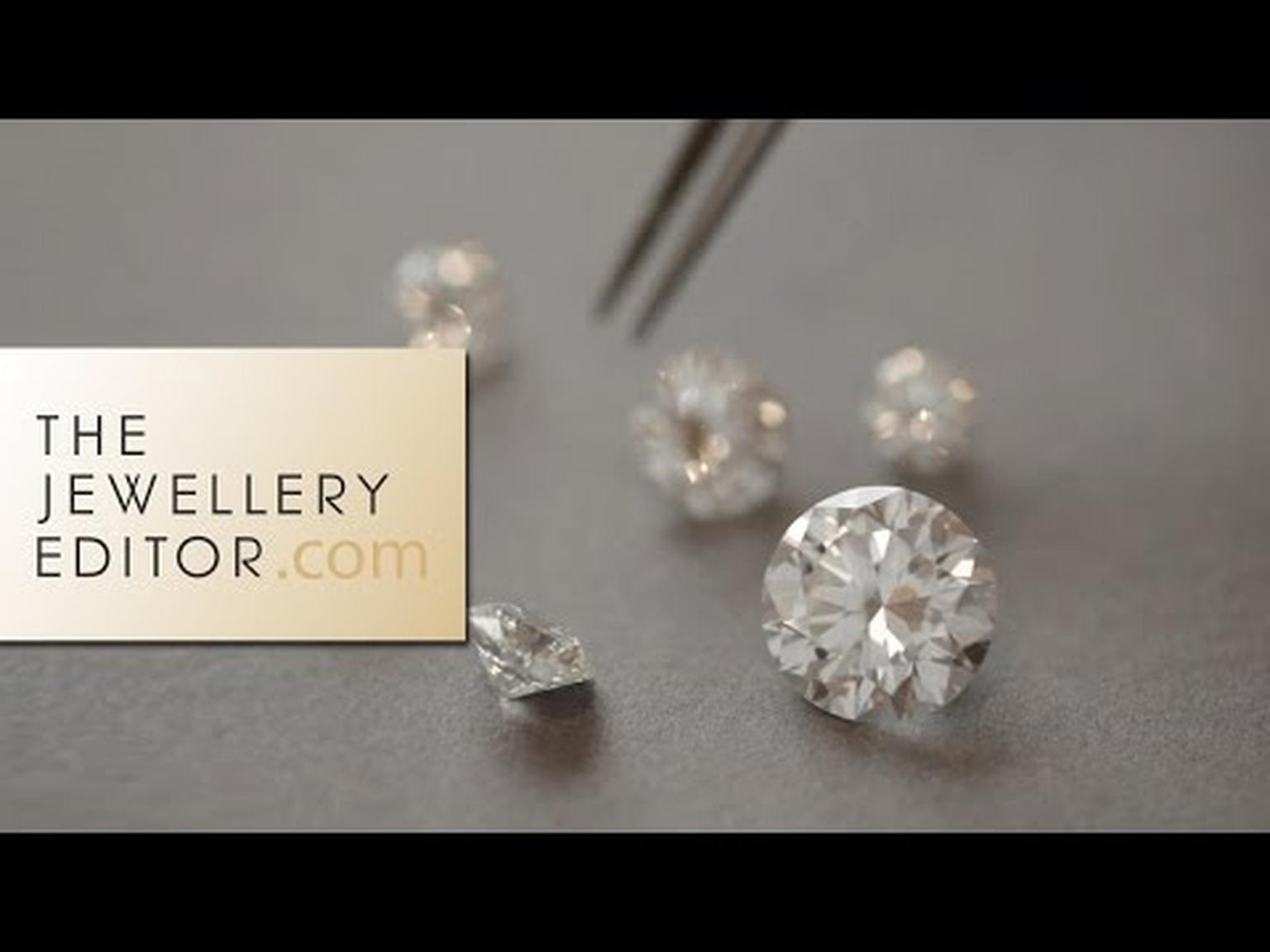 Ultimate diamond buying guide 4Cs with The Jewellery Editor and Graff Diamonds