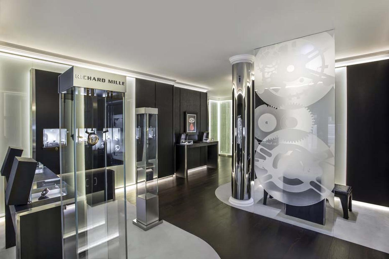 """Opening the boutique in London gives prominence to the brand's global presence and we are delighted to be part of this distinguished and vibrant area of London,"" says Richard Mille watches Europe Middle East and Africa CEO, Peter Harrison."
