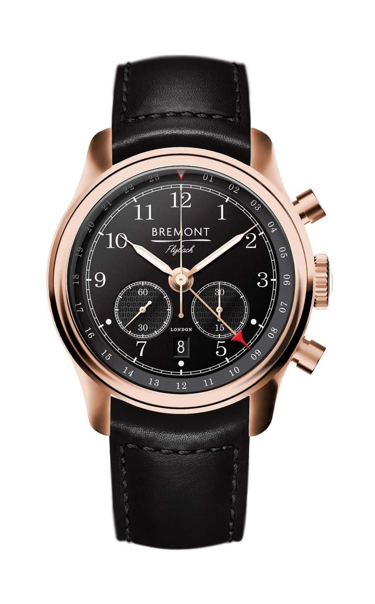 Bremont's Codebreaker flyback chronograph pays tribute to the team of codebreakers at Bletchley Park during WWII.