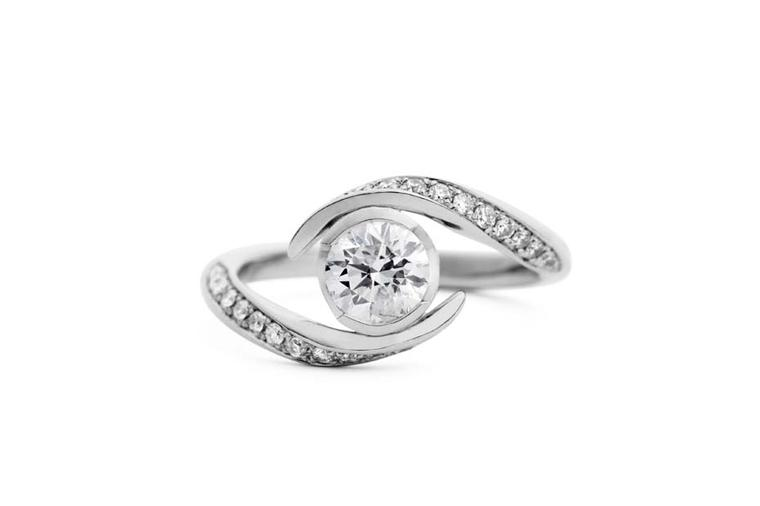 Engagement ring styles: how to tell your halo from your solitaire
