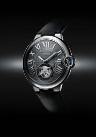 The Cartier IDONE concept watch is on display until 19 November at The Man by Cartier pop-up store at Harrods.