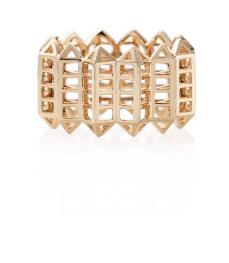 Gilded cages: architectural jewellery that will trap your heart