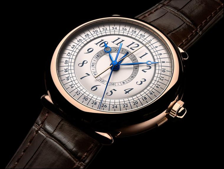De Bethune's DB29 Maxichrono Tourbillon watch took home the GPHG's Chronograph prize.