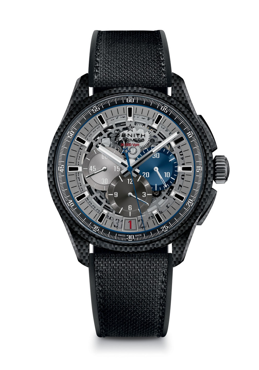 The GPHG Sports Prize went to Zenith's El Primero Lightweight chronograph.