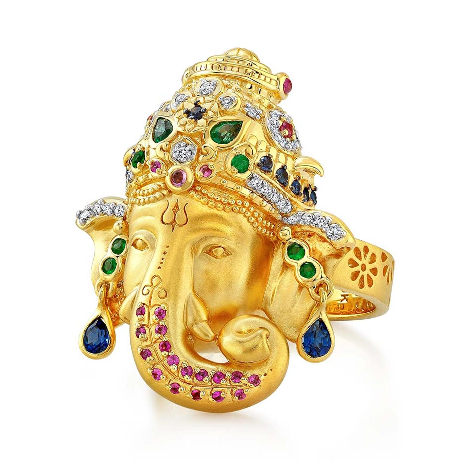 Gold jewelry with great karma buddha mama launches in new for High design jewelry nyc