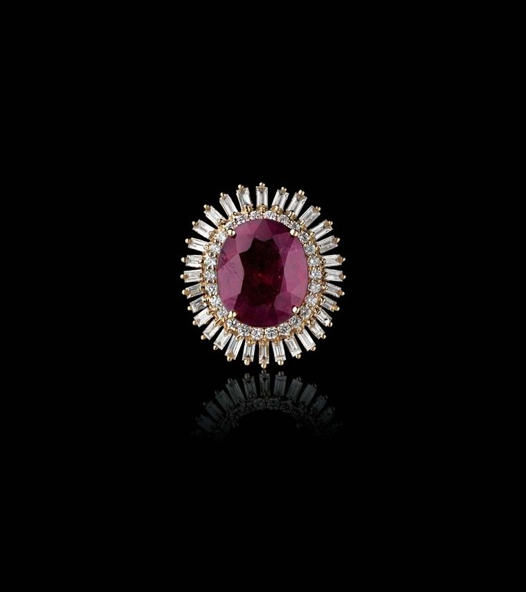 indian jewellery farah khan and tanishq collaborate