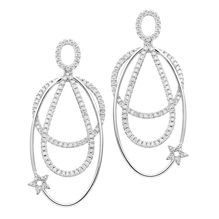 Jan Logan LA diamond earrings ($8,650 AUD).
