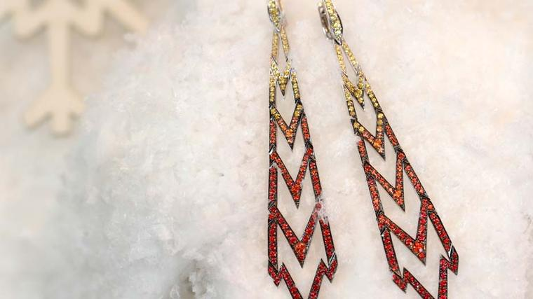 Gift ideas for women: Christmas video of our favourite earrings under £10,000