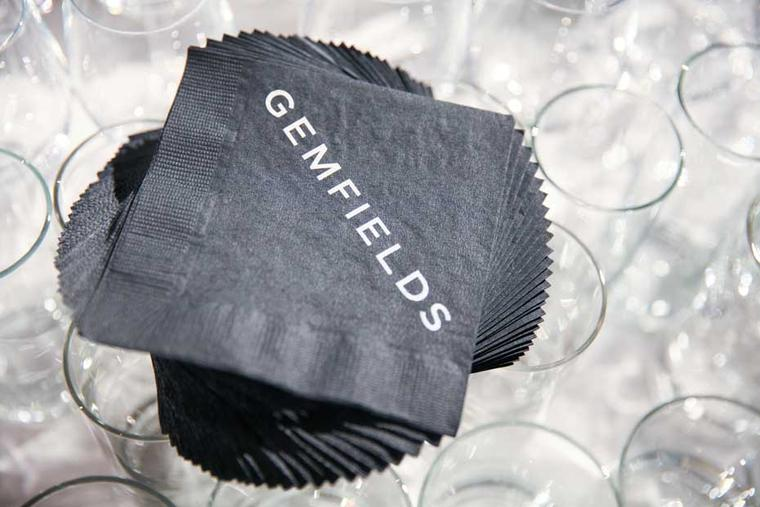 The awards were held at Cipriani's in New York, where over 500 guests from the jewelry industry mingled during the opening cocktail, sponsored by Gemfields.