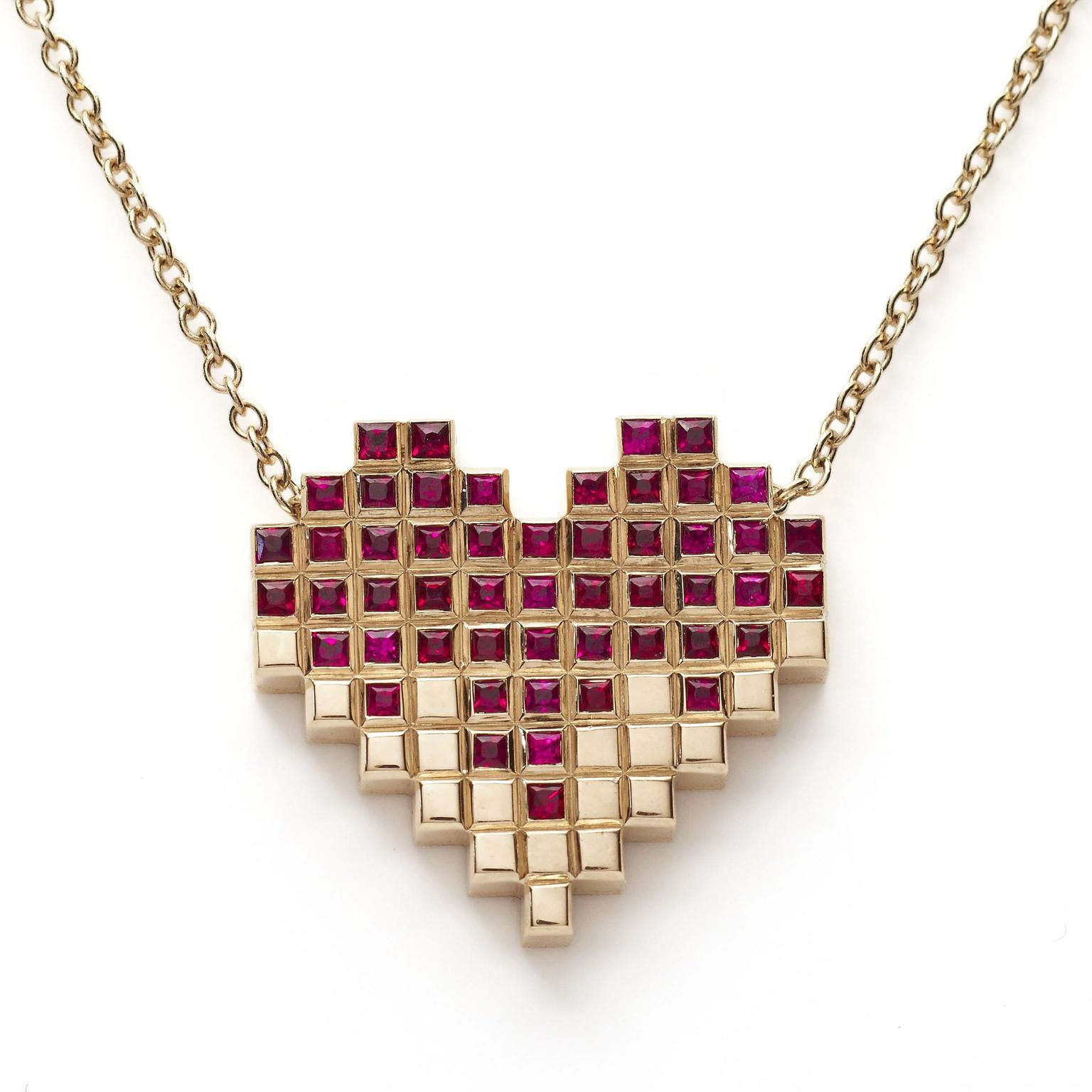 Pixelated jewels have flown the games console to conquer our hearts
