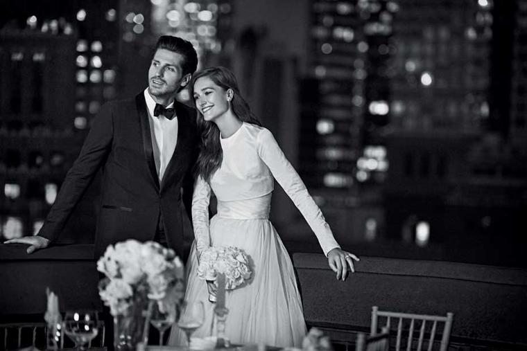 ad76ec3ecdff New Tiffany jewelry advertising campaign celebrates modern love in ...