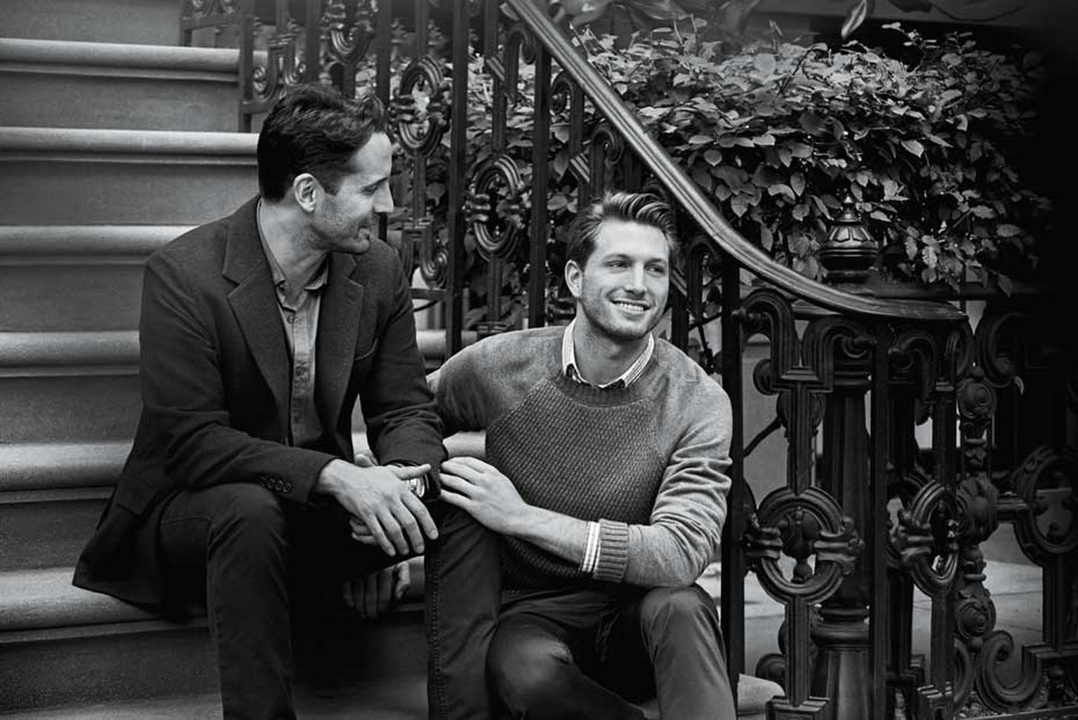 Tiffany celebrates the changing face of modern love by featuring a same-sex couple for the first time in its new 'Will You?' ad campaign.
