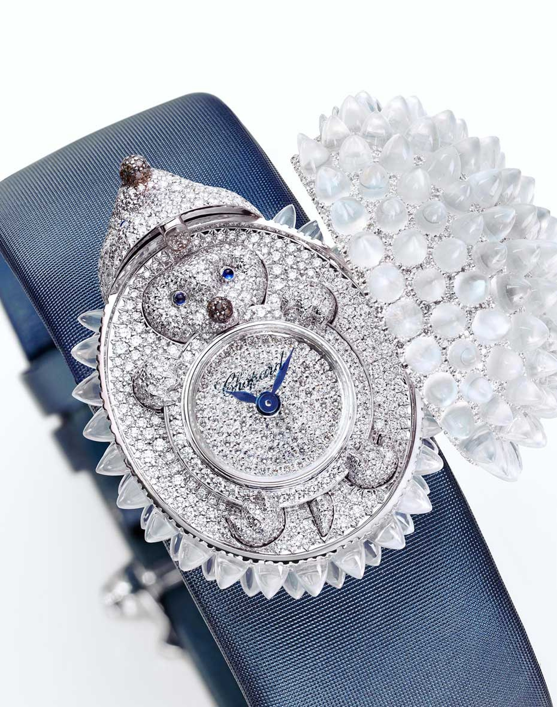 Chopard Hedgehog high jewellery watch