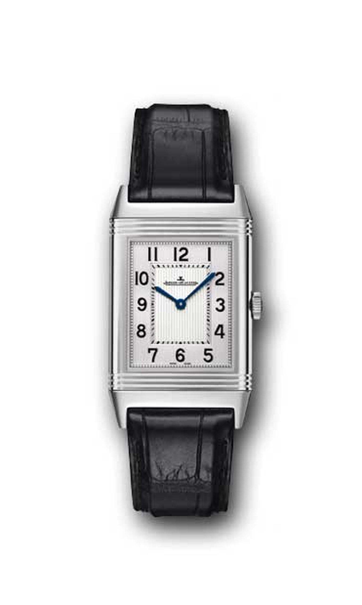 A request by British polo players in India to find a way to shield the glass on their watches from the blows of a mallet, led to an ingenious solution and a winning design. In 1931, Jaeger-LeCoultre filed for a patent for its reversible watch, a swivel-ba