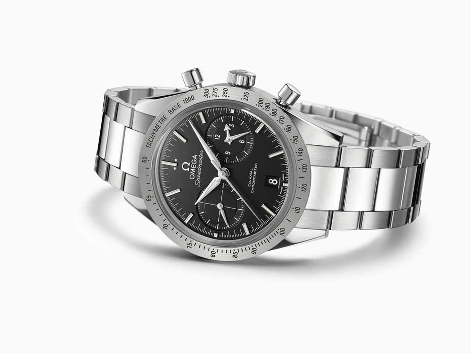 Ever since the Omega Speedmaster watch landed on the Moon with the Apollo 11 Lunar module on the Sea of Tranquillity, on the wrist of astronaut Buzz Aldrin in July 1969, it became known as the Moonwatch.