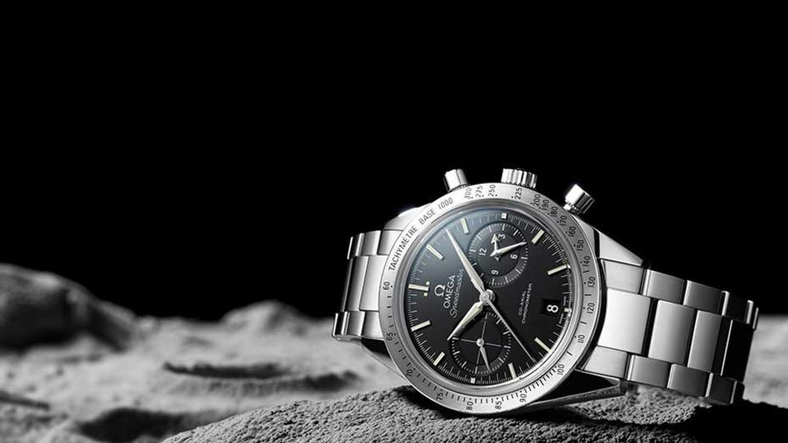 The legendary Omega Speedmaster watch has played a stellar role in man's quest to conquer aerospace as the first - and still the only - watch to have been to the Moon.